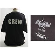 Pop Idol 2002 Crew T-Shirt UK t-shirt