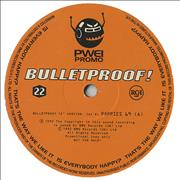 Click here for more info about 'Pop Will Eat Itself - Bulletproof!'