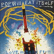 Click here for more info about 'Pop Will Eat Itself - Love Missile F1-11'