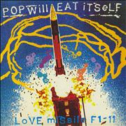 Click here for more info about 'Pop Will Eat Itself - The Covers EP'