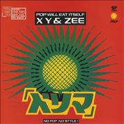 Click here for more info about 'Pop Will Eat Itself - X Y & Zee'