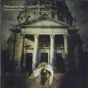 Click here for more info about 'Porcupine Tree - Coma Divine - Recorded Live In Rome'