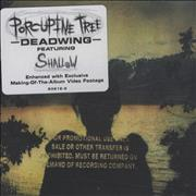 Click here for more info about 'Porcupine Tree - Deadwing - Promo Stamped Sleeve'