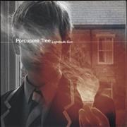 Click here for more info about 'Porcupine Tree - Lightbulb Sun - 180gm Clear Vinyl'