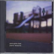 Click here for more info about 'Porcupine Tree - Piano Lessons'