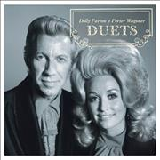Porter Wagoner & Dolly Parton Duets UK CD album