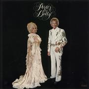 Porter Wagoner & Dolly Parton Porter & Dolly UK vinyl LP
