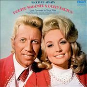 Porter Wagoner & Dolly Parton Together Always UK vinyl LP