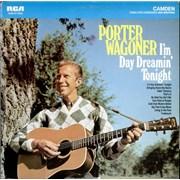 Porter Wagoner I'm Day Dreamin' Tonight USA vinyl LP