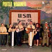 Porter Wagoner In Person USA vinyl LP