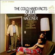 Click here for more info about 'Porter Wagoner - The Cold Hard Facts Of Life - Orange Label'