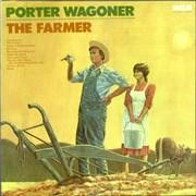 Porter Wagoner The Farmer USA vinyl LP