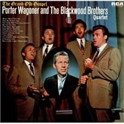 Porter Wagoner The Grand Old Gospel UK vinyl LP