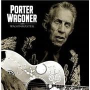 Porter Wagoner Wagonmaster USA CD album Promo