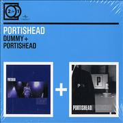 Click here for more info about 'Portishead - Dummy / Portishead'