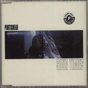 Click here for more info about 'Portishead - Sour Times - White sleeve'
