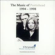 Click here for more info about 'Portishead - The Music Of Portishead 1994-1998'