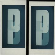 Click here for more info about 'Portishead - Third - Pair Of Stickers'
