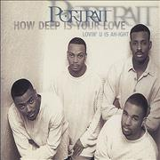 Click here for more info about 'Portrait - How Deep Is Your Love'