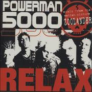 Click here for more info about 'Powerman 5000 - Relax'