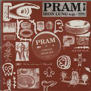 Click here for more info about 'Pram - Iron Lung EP - Red Vinyl'