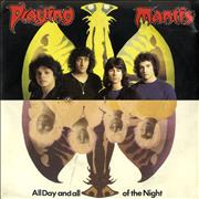 Click here for more info about 'Praying Mantis - All Day And All Of The Night'