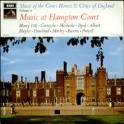 Click here for more info about 'Various-Classical & Orchestral - Music At Hampton Court'