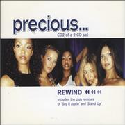 Click here for more info about 'Precious - Rewind'