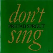 Click here for more info about 'Prefab Sprout - Don't Sing'