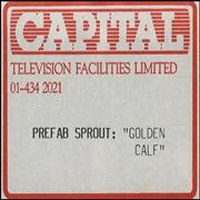 Click here for more info about 'Prefab Sprout - Golden Calf'