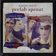 Click here for more info about 'Prefab Sprout - Jordan: The EP - Sealed'