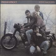 Click here for more info about 'Prefab Sprout - Steve McQueen'