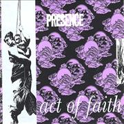 Presence Act Of Faith UK CD single