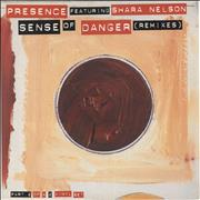 Click here for more info about 'Presence (Dance) - Sense Of Danger (Remixes) - 2/2'