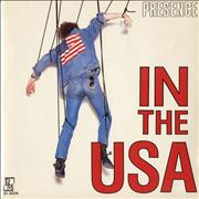 "Presence In The USA UK 7"" vinyl"