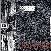Presence In Wonder - Withdrawn UK CD single