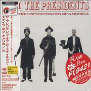 Click here for more info about 'Presidents Of The USA - II'