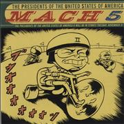 Click here for more info about 'Presidents Of The USA - Mach 5'