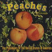 Click here for more info about 'Presidents Of The USA - Peaches'