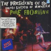 Click here for more info about 'Presidents Of The USA - Pure Frosting'