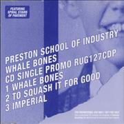 Click here for more info about 'Preston School Of Industry - Whalebones'