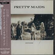 Click here for more info about 'Pretty Maids - Offside'