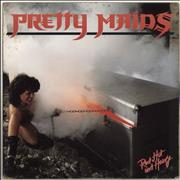 Click here for more info about 'Pretty Maids - Red, Hot And Heavy'
