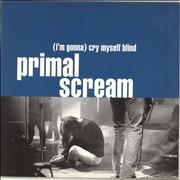 Click here for more info about 'Primal Scream - Cry Myself Blind'