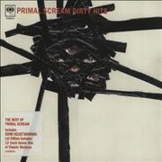 Click here for more info about 'Primal Scream - Dirty Hits'