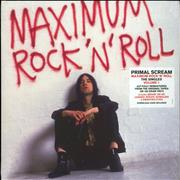 Click here for more info about 'Primal Scream - Maximum Rock 'N' Roll (The Singles Volume 1) - 180gm - Sealed'