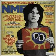 Click here for more info about 'Primal Scream - NME - 5th Februay 2011'