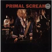 Click here for more info about 'Primal Scream - Primal Scream - Price sticker'
