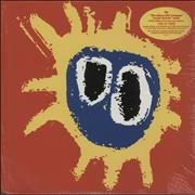 Click here for more info about 'Primal Scream - Screamadelica - Red Vinyl + 12