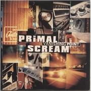 Primal Scream Vanishing Point - EX UK 2-LP vinyl set